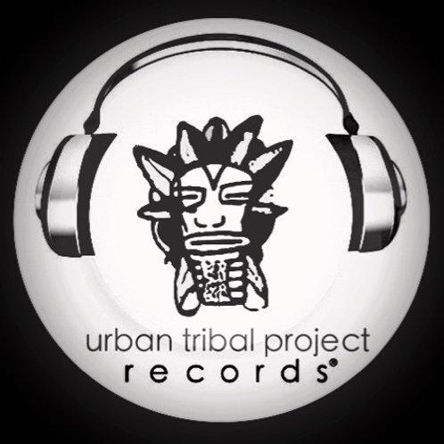 Urban Tribal Project Records - 3x3 Sticker