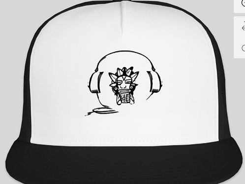 UTP Logo Hat - Black & White