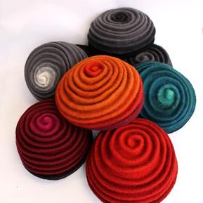 Spiral Hats