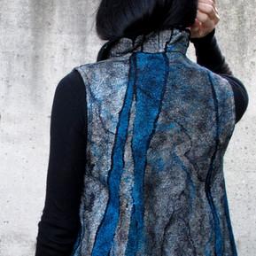 Marble Vest - Flora Carlile-Kovacs