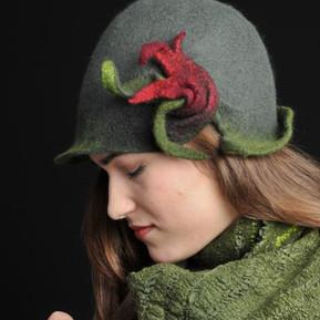 FloraFelts Hat
