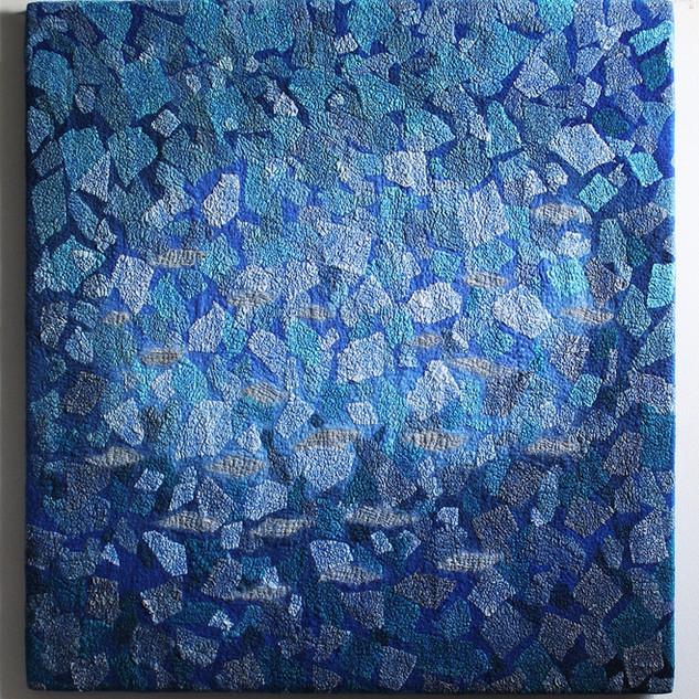 Dance of Colors - Blue