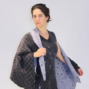 Grid Dress - Flora Carlile-Kovacs