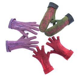 felted gloves and mittens rs2.JPG
