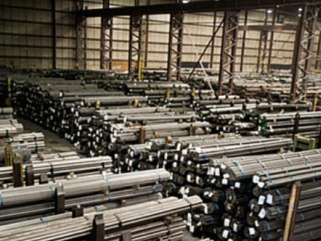 June Steel Shipments Down 5.2 Percent from Prior Month