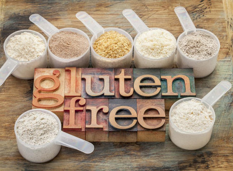 Be Smart About Gluten Free Foods