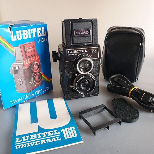 LOMO LUBITEL 166U UNIVERSAL, Twin Lens Reflex Fully Serviced