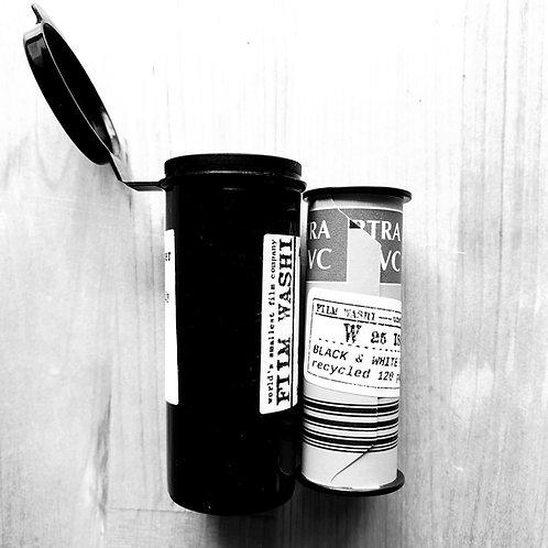 "Film Washi ""W"" ISO 25 Black & White The original handcrafted film on Ko"