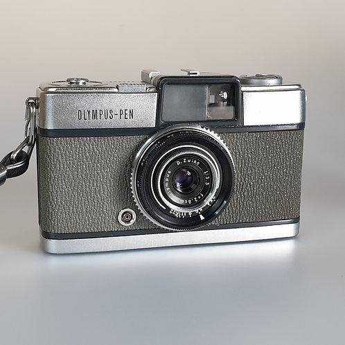 Olympus PEN Original 1959 Half-Frame compact camera.