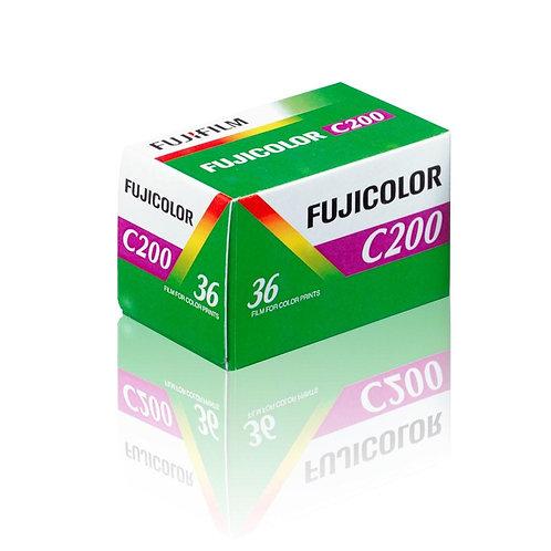 Fujicolor C200 35mm 36 Exp.