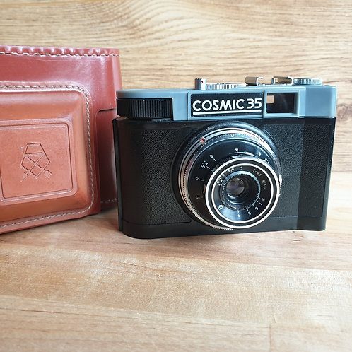 LOMO Cosmic 35 (aka Smena 8) viewfinder 35mm camera