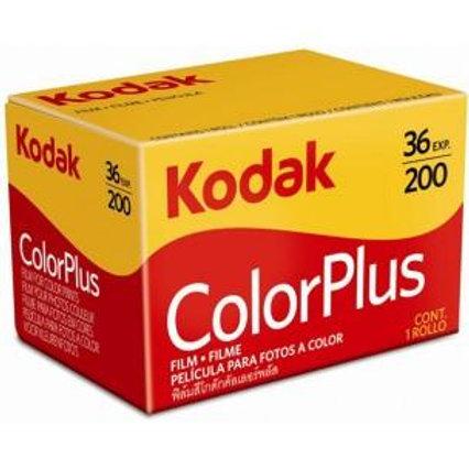 Kodak ColorPlus 200 36Exp.