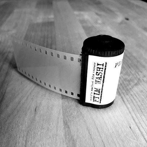 Film Washi Special film processing leader for 135 paper film