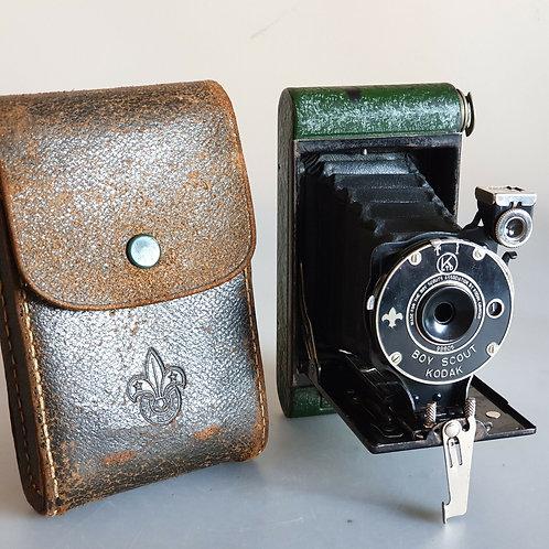 Kodak vest Pocket BOY SCOUT edition