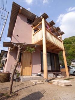 高尾町・H邸