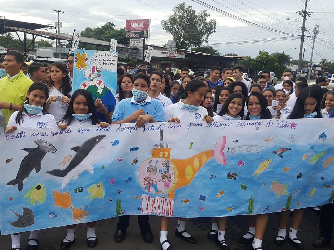 Manifestación Ecológica