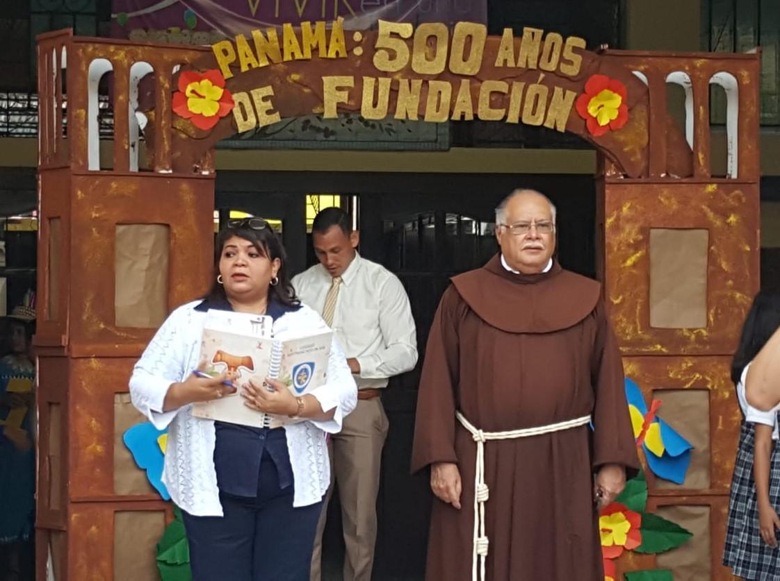 Acto Cívico - 500 Años