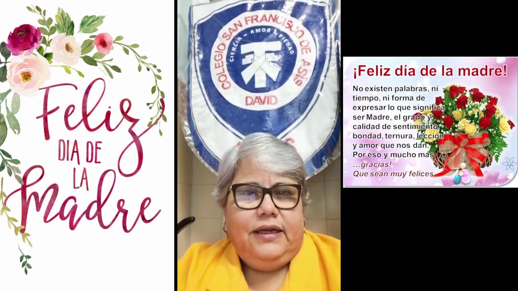 Mensaje a las Madres COSFRA 2020
