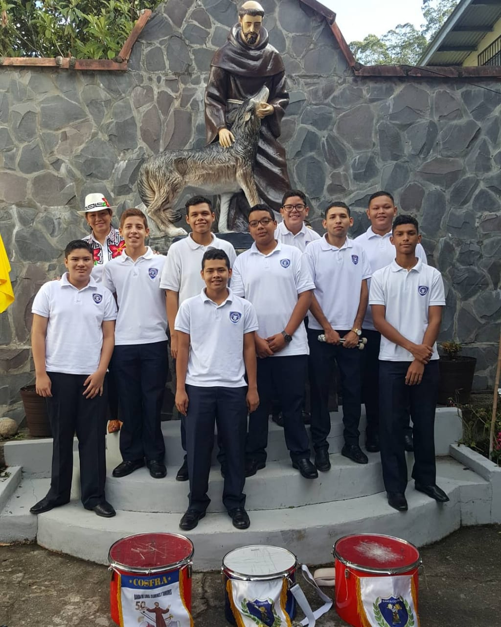Banda - Aniversario Pio XII