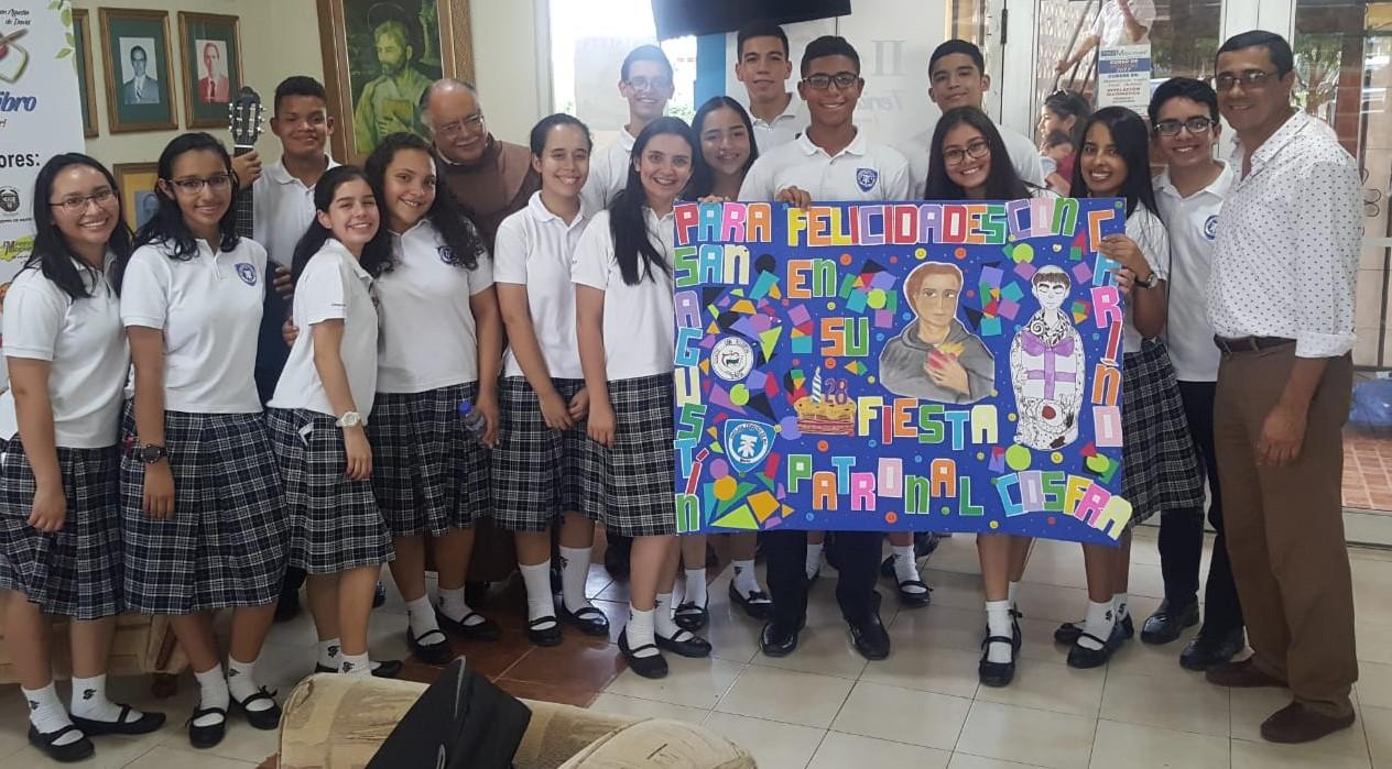 Celebración de San Agustín