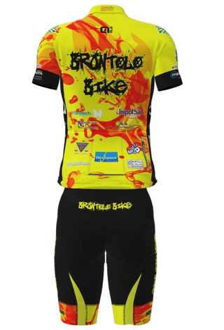 Brontolo Bike jersey 2021 back