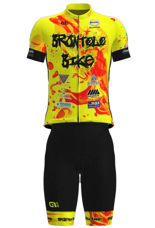Brontolo Bike jersey 2021 front