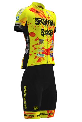 Brontolo Bike jersey 2021 side 1