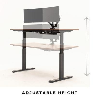 Height Adjustable Desk Malaysia