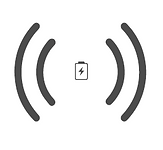Wireless Charger Sign