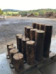 levné palivové dřevo