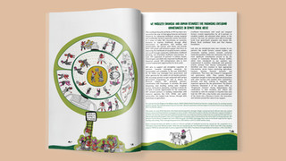 Annual Report for National Foundation of India
