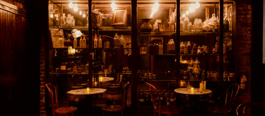Fiction Friday: Short Prose | The Spook In The Speakeasy Off Hollywood Boulevard