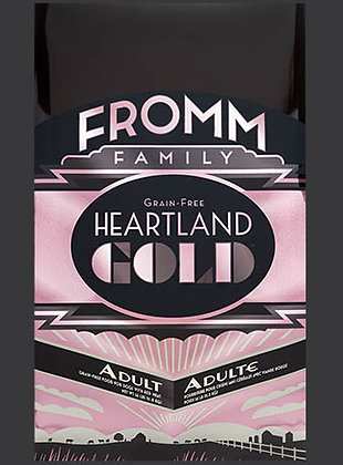 Heartland Gold Adult (Grain Free) (Dog)