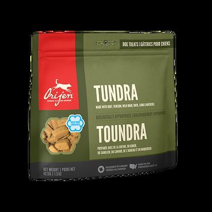Tundra            Freeze-Dried Dog Treats