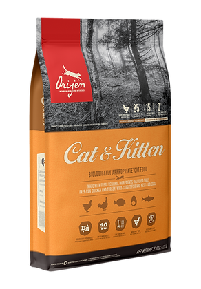 Cat & Kitten            Dry Cat Food