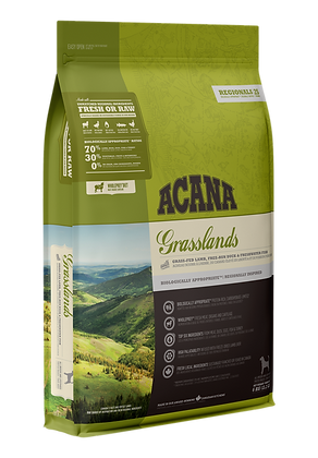 Grasslands            Dry Dog Food