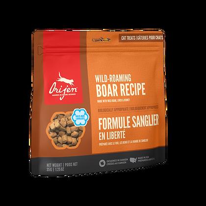 Wild-Roaming Boar            Freeze-Dried Cat Treats