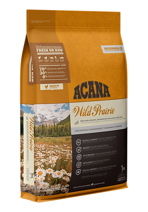 Wild Prairie            Dry Dog Food