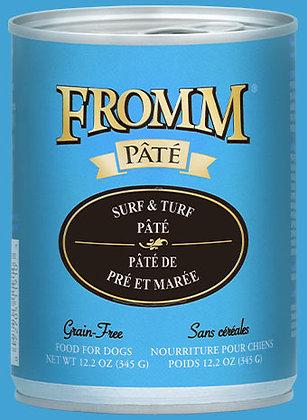 Surf & Turf Pate (Grain Free) (Dog)