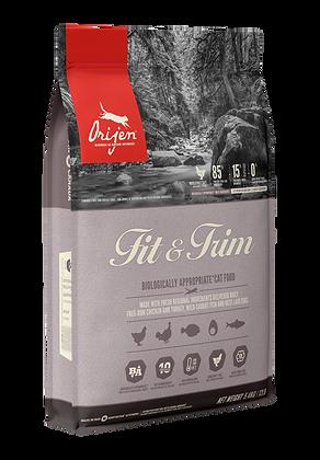 Fit & Trim            Dry Cat Food