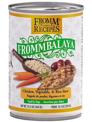Chicken, Vegetable, & Rice Stew (Grain Free) (Dog)