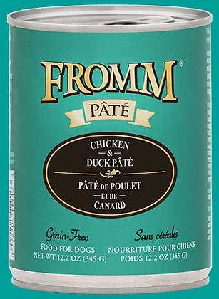Chicken & Duck Pate (Grain Free) (Dog)