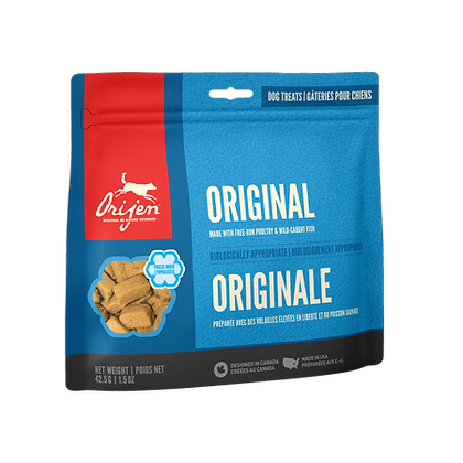 Original            Freeze-Dried Dog Treats