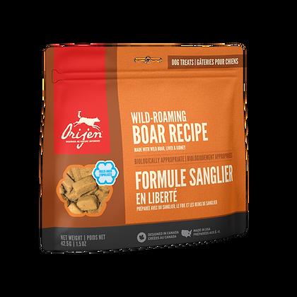 Wild-Roaming Boar            Freeze-Dried Dog Treats