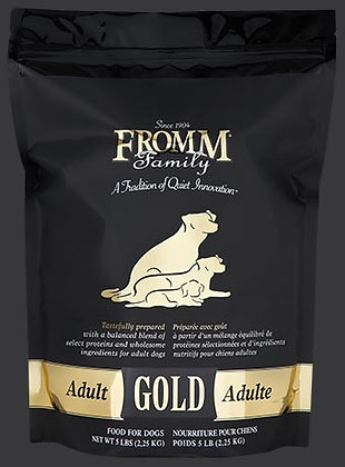 Adult Gold (Dog)