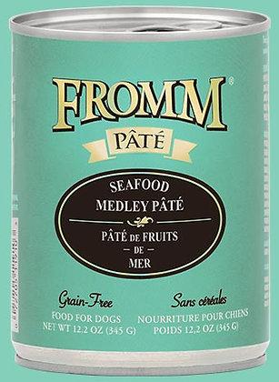 Seafood Medley Pate (Grain Free) (Dog)