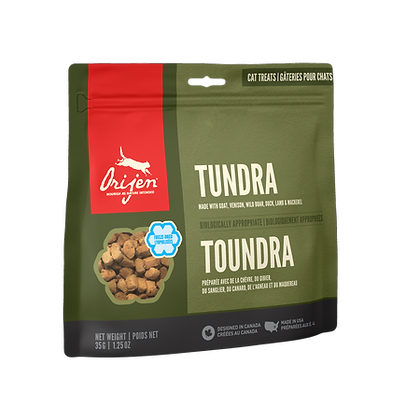 Tundra             Freeze-Dried Cat Treats