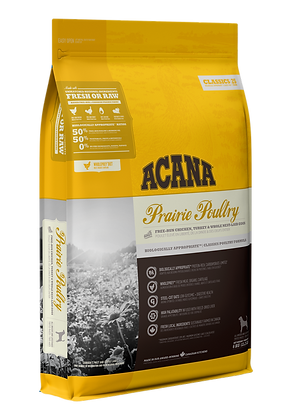 Prairie Poultry Dry Dog Food