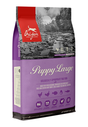 Puppy Large            Dry Dog Food