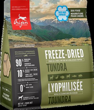 Tundra            Freeze-Dried Dog Food